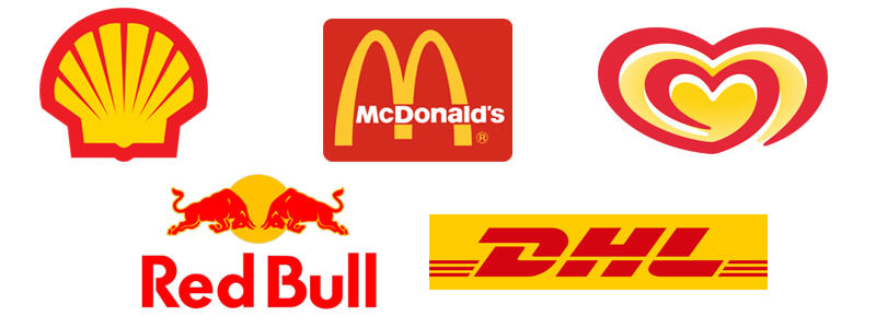 famous-red-yellow-logos