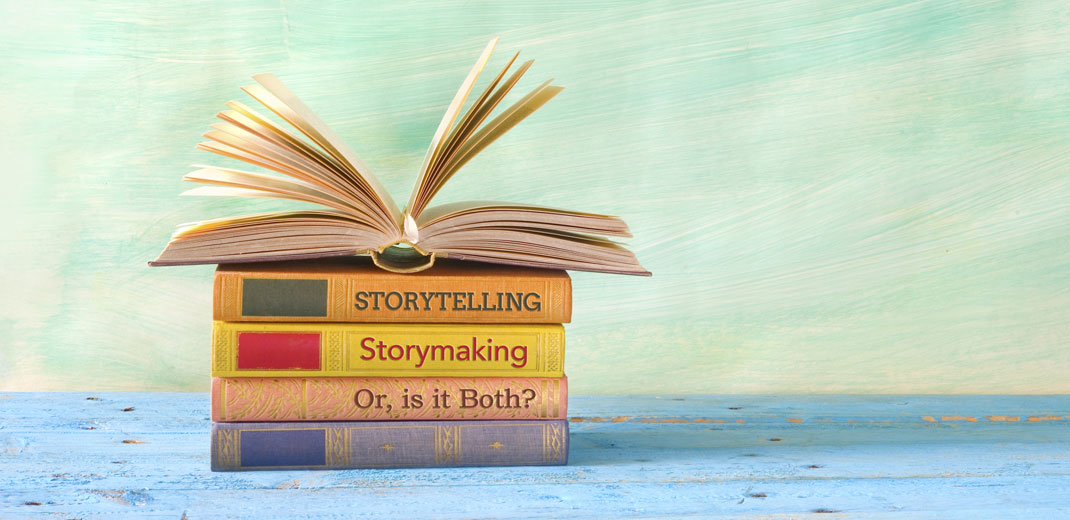 Storymaking in business